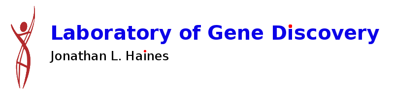 Laboratory of Gene Discovery Logo